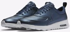 Womens Nike AIR MAX THEA SE Running Shoes -Navy -861674 900 premium -Sz 10 -New