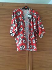 Kimono Formal Coats & Jackets without Fastening for Women
