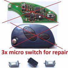 MICRO SWITCH BUTTON for repair MASERATI GRAN TURISMO QUATTROPORTE REMOTE KEY FOB