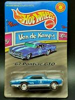 VAN DE KAMPS HOT WHEELS 1967 PONTIAC GTO 389  LIMITED EDITION 1//64 1998 RELEASE
