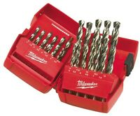 Milwaukee HSS-G Thunderweb Metallbohrer Set 25-teilig in Kunststoffkassette 338