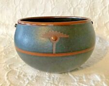 Vintage Handcrafted Studio Pottery Southwest Red Black Micaceous Taos Unknown