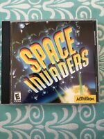 Space Invaders PC Game Activision Version 1.0 1999 Mint Condition Free Shipping