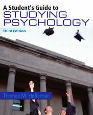 NEW A Student's Guide to Studying Psychology by Thomas M. Heffernan