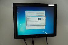 "Elo E619005 Touchscreen 15"" POS/Retail Monitor DVI VGA ET1529L-7CWA-1-GY-G MPR11"