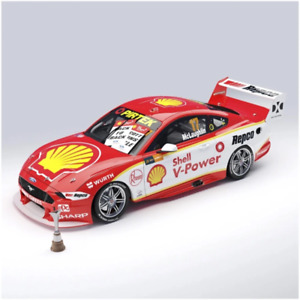 Authentic Collectables ACD18F19CW 1/18 Shell V-Power Racing Team #17 Ford Mustan