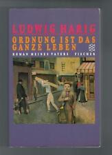 Ludwig Harig - Ordnung ist das ganze Leben - 1993