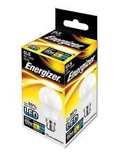 Energizer B22d 9 W, 1 DEL BC (baïonnette CAP) GLS Ampoule [classe énergétique Bon état]