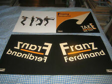 Franz-(ferdinand)-1 Poster Flat-2 Sided-12X24-Nmint-Rare