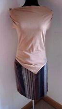 Vivienne Westwood - Pure Cotton Multi Wear V top - Size S 8-10 UK