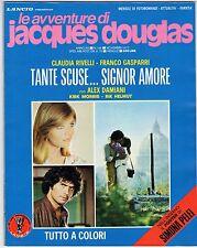 fotoromanzo LE AVVENTURE DI JACQUES DOUGLAS ANNO 1977 NUMERO 146 DAMIANI RIVELLI