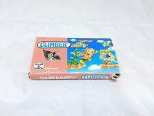 Climber Nintendo Game & Watch Nintendo 1988 W/ Box
