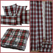 Traditional 100% Cotton Curtains