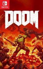 Doom - Nintendo switch Importación inglesa