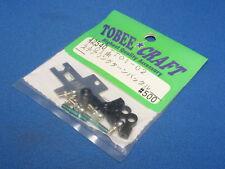 Tamiya TT01 Alum Steering Turn-buckle Set (Tobee Craft 42540) Made in Japan