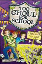 Good, Too Ghoul for School, Strange, B., Book