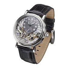 Carl von Zeyten Herren Uhr Armbanduhr Automatik Black Forest CVZ0017SGY