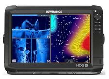 Lowrance HDS Carbon 12 SolarMax Multi-touch TotalScan Transducer 000-13689-001