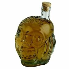 Zombie Head Glass Decanter - Store Your Favorite Spirit with Style - Holds 27 oz