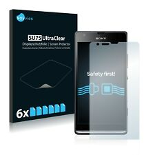 6x Film Protection écran pour Sony Xperia SP M35i C5303 Protecteur