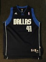 Dirk Nowitzki  Adidas Dallas Mavericks Jersy Youth Size Large