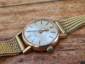 Ladies omega watch Cal 620 Fully Working