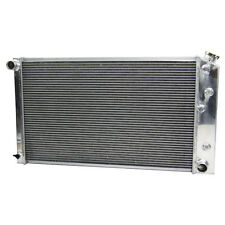 "3 ROW Aluminum Racing Radiator For Chevelle / GM 28"" 1966-1980 1967 1968 1969 70"