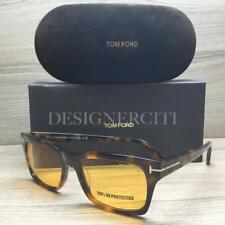 Tom Ford Frederik TF494 494 Sunglasses Havana 52E Authentic 54mm