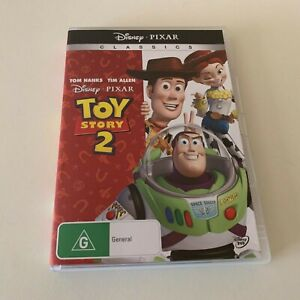 DISNEY PIXAR TOY STORY 2 CHILDRENS    DVD