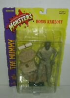 "Universal Studios Monster THE MUMMY Sideshow 8"" Figure Hot NEW Toys MOSC"