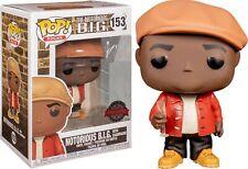 Funko Notorious B.I.G. [with champagne] #153 POP! Rocks Vinyl Figure