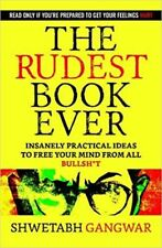 THE RUDEST BOOK EVER by SHWETABH GANGWAR (ENGLISH) - BOOK