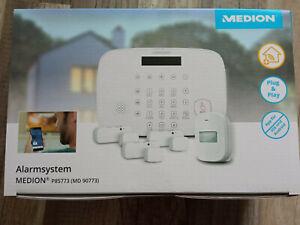 MEDION P85773 Smart Home Security-Set Alarmanlage Sicherheitssystem