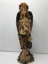 Boyds Bears Folkstone Collection Angel of Freedom Resin Figurine #2820
