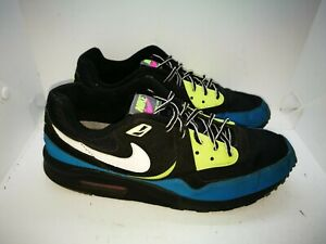 Nike Air Max Light black casual  trainers size 8