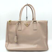 Prada Tote Bag  Pinks Leather 1602476