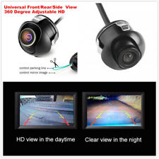 360 Degree Car Rear/Front Side View Camera Reversing Backup Camera Night Vision