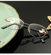 Metal Frame Fashion Casual Elegant Women Reading glasses +250