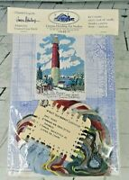 Gwenn Hotaling #9207 Old Barney Lighthouse Counted Cross Stitch Kit