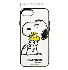 iPhone7 iPhone6S iPhone6 Cover case Peanuts Snoopy & Woodstock
