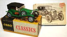 CORGI NO. 9001 - 1927 LE MANS 3 LIRE BENTLEY - A/MINT BOXED