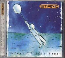 STADIO - Ballate fra il cielo e il mare - CD 1998 NEAR MINT CONDITION