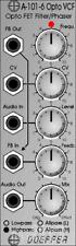 Doepfer A-101-6 Opto Fet Vcf : Eurorack Module : New : [Detroit Modular]