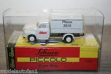 Opel Blitz messe 2010 van Schuco Piccolo 1:90 in Box *14042