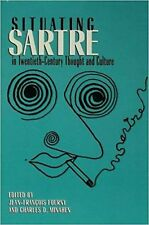 Situating Sartre in Twentieth-Century Thought and Culture, Very Good, Fourny, Je