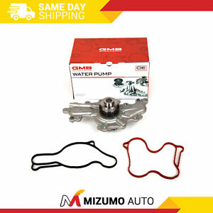GMB Water Pump Fit Ford Edge Explorer Flex Lincoln MKS MKT MKX 3.5L 3.7L