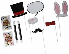 Magic Party Magician Illusion Trick Kids Birthday Party Favor Photo Booth Props