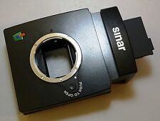Sinar M Mirror Module for Nikon F mount lenses with waist level finder