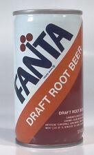 Vintage Fanta Draft Root Beer Coca Cola Aluminum 12oz Soda Pop Can,  Atlanta GA