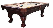 "Brand New Empire USA The Robertson 8FT Billiard Pool Table 1"" Slate Top"